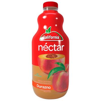 Néctar California Durazno Botella X 900 Ml