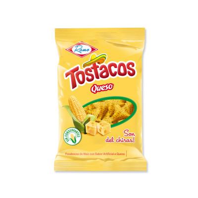 Pasabocas Tostaco Queso X 200 Grs