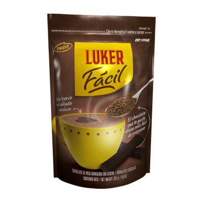 Chocolate Instantaneo Luker Fácil X 250 Grs