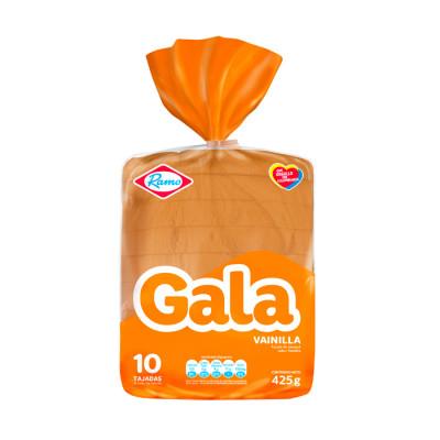 Ponque Gala Bloque Vainilla X 9 Unds