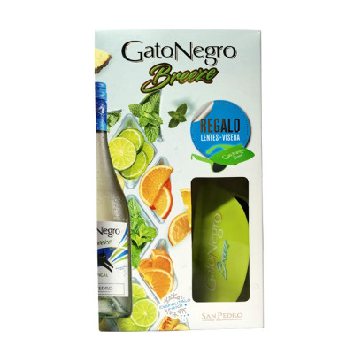 Vino Gato Negro Breeze Fruto Blanc X 750ml