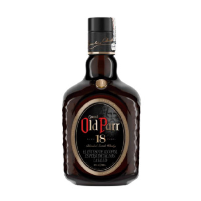 Whisky Old Parr 18 Años X 750 Ml