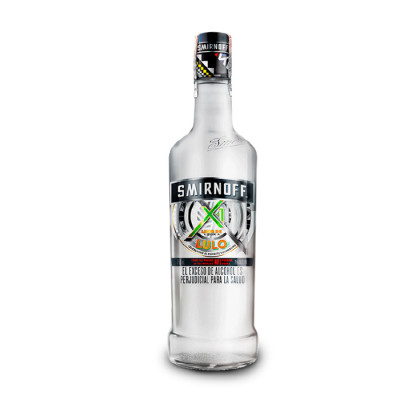 Vodka Smirnoff Lulo X 750 Ml
