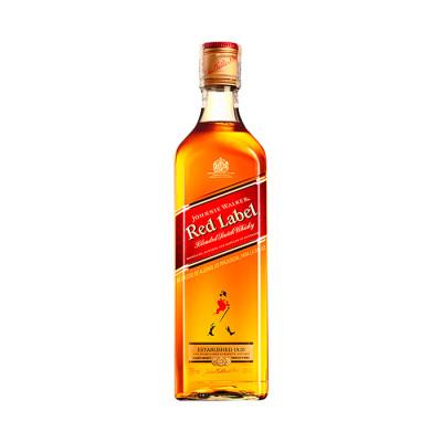 Whisky Johnnie Walker Red Label X 375 Ml