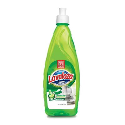 Lavaplatos Liquido Del Forte Limón X 500 Ml