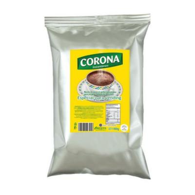 Chocolate Corona Vending 1000grs