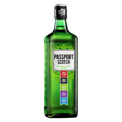 Whisky Passport X 1000 Ml