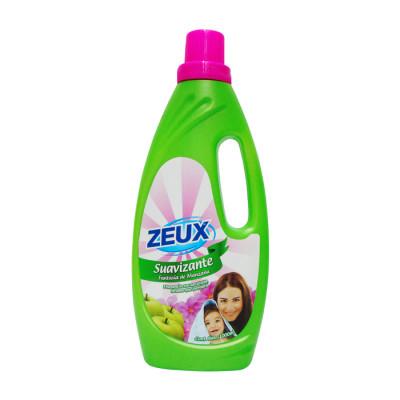Suavizante Liquido Zeux Manzana Verde 1000 Ml