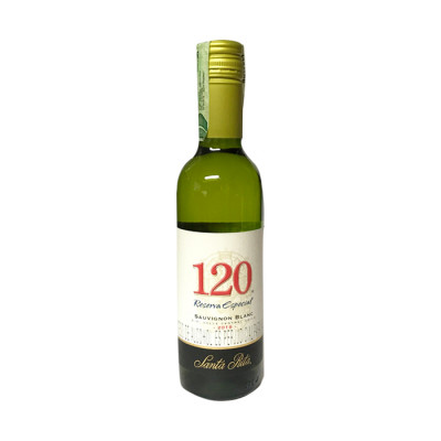 Vino Santa Rita 120 Sauvignon Blanco X 375 Ml