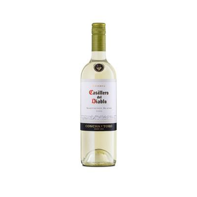 Vino Casillero Sauvignon Blanco X 375 Ml