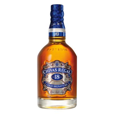 Whisky Chivas Regal 18 Years X 700 Ml