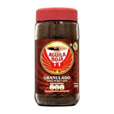 Cafe Aguila Granulado Frasco X170grs