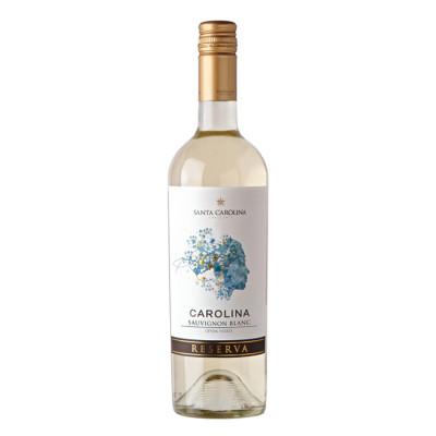 Vino Santa Carolina Reserva Sauvignon Blanc X 750ml