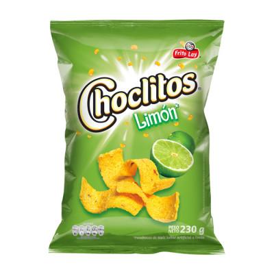 Choclitos Limon 230 Grs