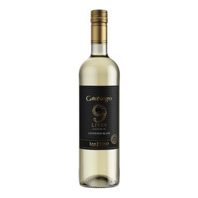 Vino Gato Reserva 9 Vidas Sauvignon Blanc X750ml