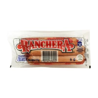 Salchicha Ranchera X 5 Unds