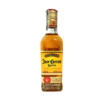 Tequila Jose Cuervo Especial Reposado X 375 Ml