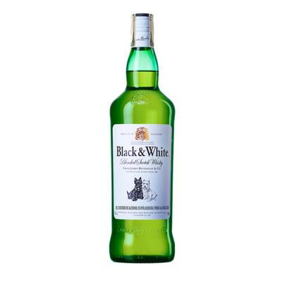Whisky Black & White X 1000 Ml