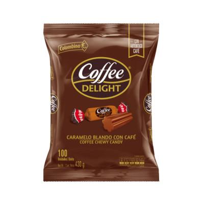 Coffee Delight Blando X 100 Unidades