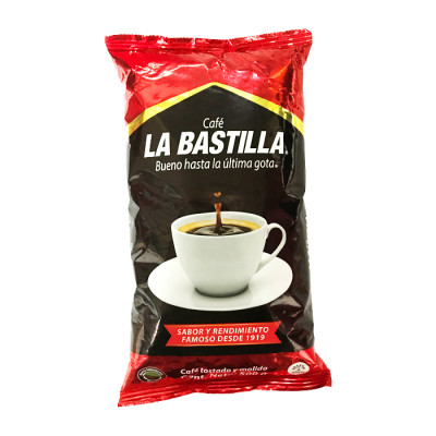 Cafe La Bastilla X 500 Grs