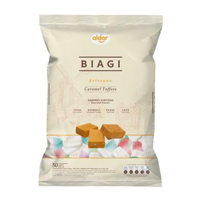 Caramelo Blando Biagi Artesano Surtido X 50 Unds