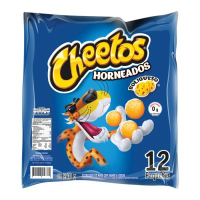 Cheetos Boliquesos X12 Unidades X 20 Grs