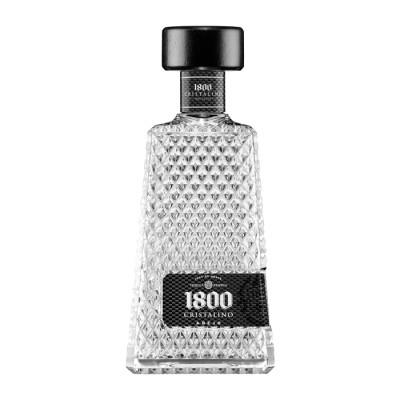 Tequila 1800 Cristalino Añejo X 700ml