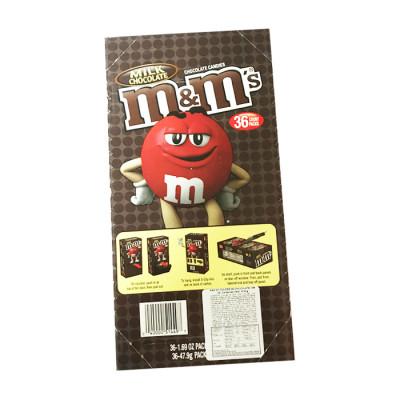 Chocolate M&m´s Milk Chocolate 49.9 Grs X36 Unds