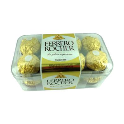 Chocolates Ferrero Rocher Cofre X 16 Unds