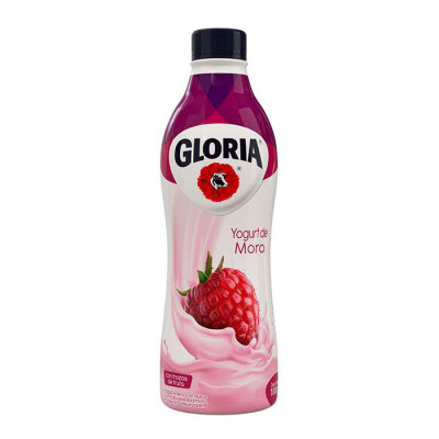 Yogurt Gloria Mora Botella X 1000 Grs