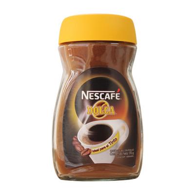 Café Instantáneo Nescafé Dolca Jarra X 170 Grs