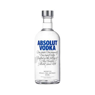 Vodka Absolut X 350 Ml