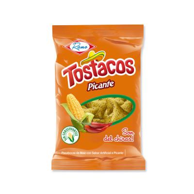 Pasabocas Tostaco Picante X 200 Grs