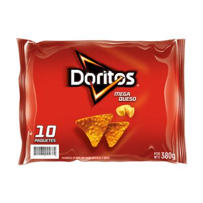 Pasabocas Doritos X 10 Unds