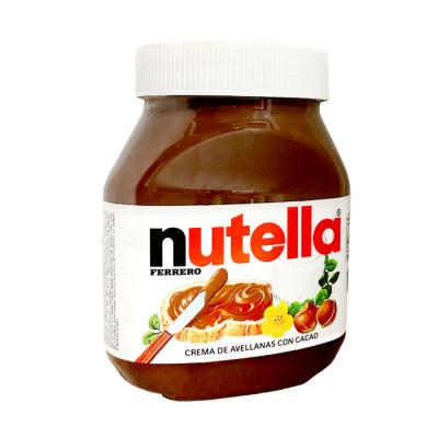 Crema De Avellanas Nutella X 750 Grs