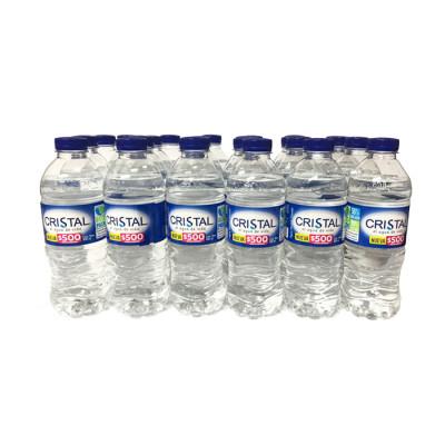 Agua Cristal Pet 300 Ml X 24 Unds