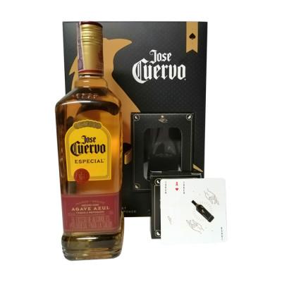 Tequila Jose Cuervo Especial Reposado X 750 Ml
