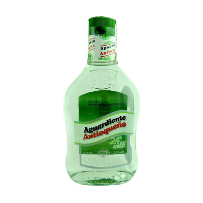 Antioqueño Verde 30*375 Ml