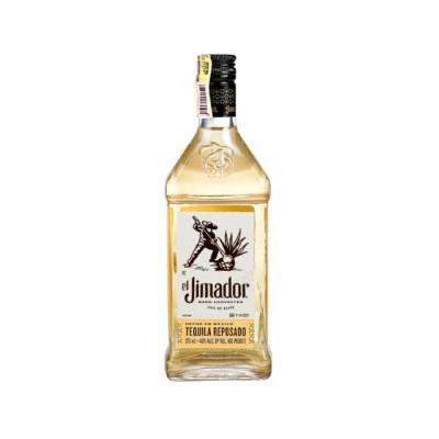 Tequila Jimador Reposado 35° X 375 Ml