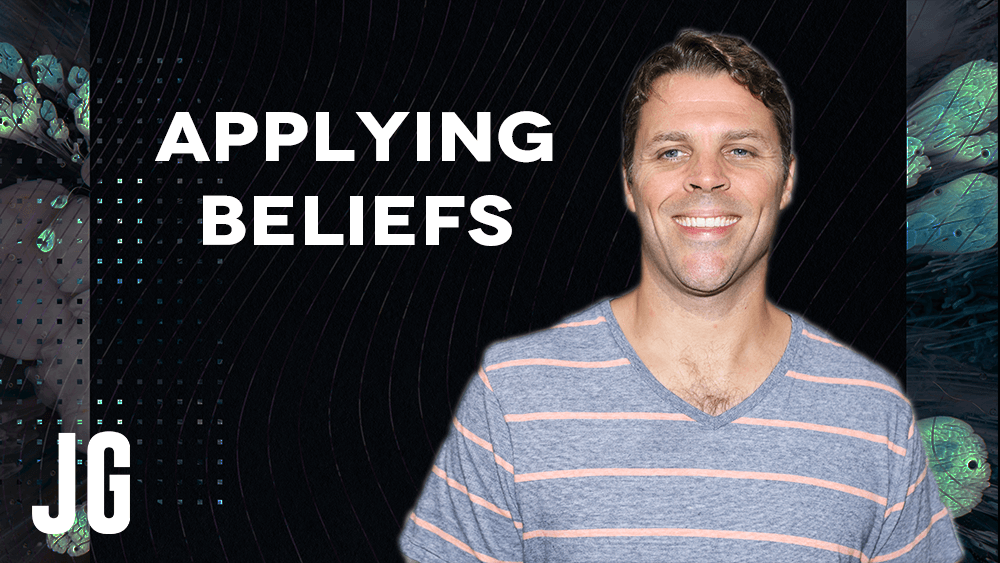Faith is applying your beliefs.  --   Stay Connected  Website:  http://jeffgwaltney.com  Jeff Gwaltney YouTube:  https://www.youtube.com/jeffgwaltneyofficial  Jeff Gwaltney Facebook:  https://facebook.com/jeffgwaltneyOfficial/  Jeff Gwaltney Instagram:  https://www.instagram.com/jeffgwaltney/  Jeff Gwaltney Twitter:  https://twitter.com/jeffgwaltney  #jeffgwaltney #applyingbeliefs