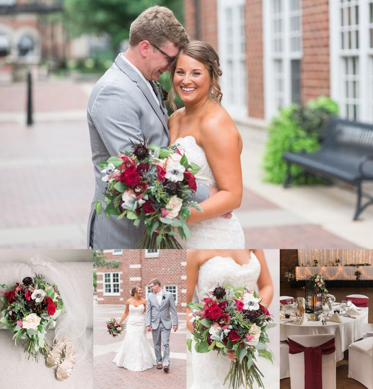 Central College Wedding in Pella Iowa