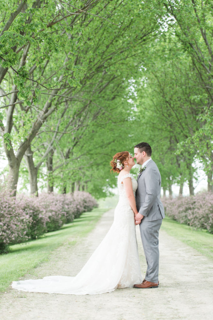 Brayton sugar grove wedding