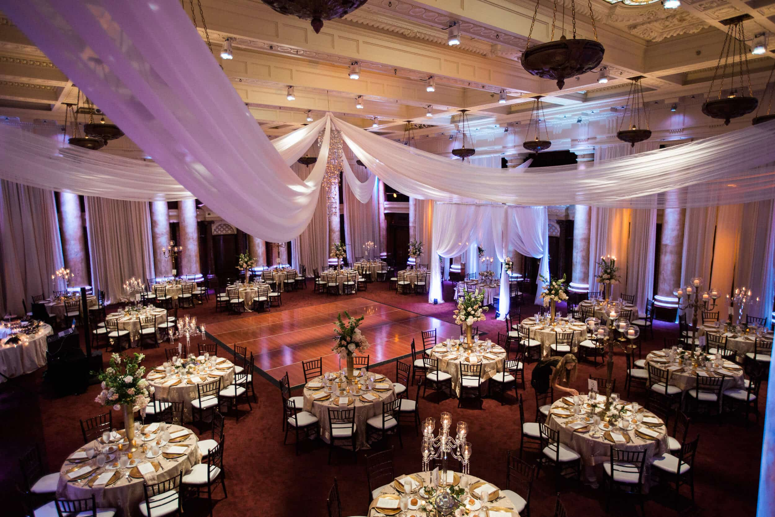 temple for performing arts grand ballroom