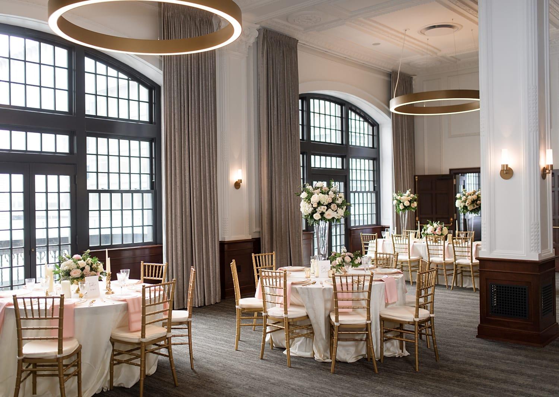 des moines tea room wedding reception venue