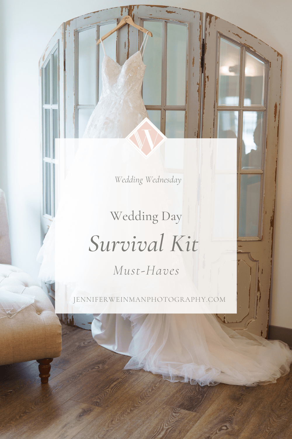 survival kit for wedding day