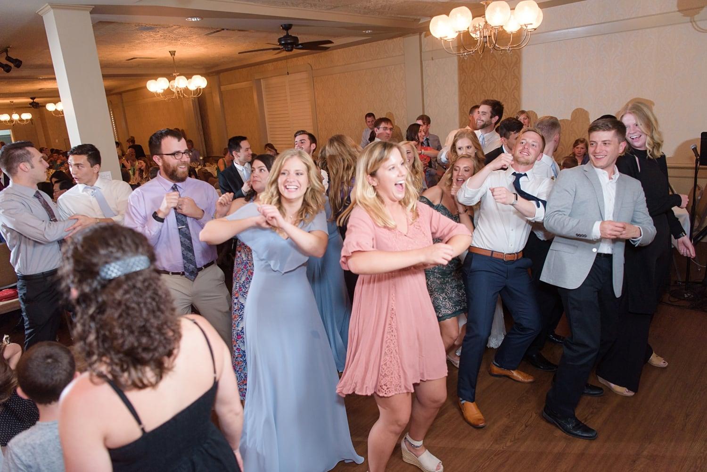 reception dances