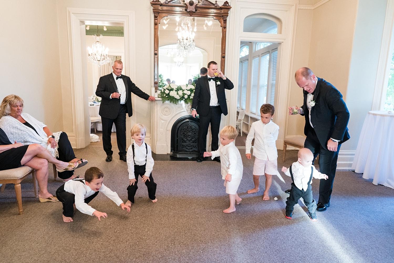 intimate wedding dance