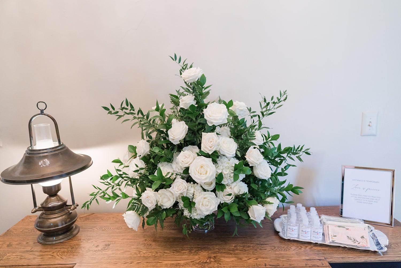 covid 19 wedding details