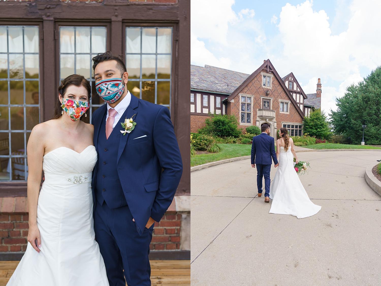 2020 covid wedding
