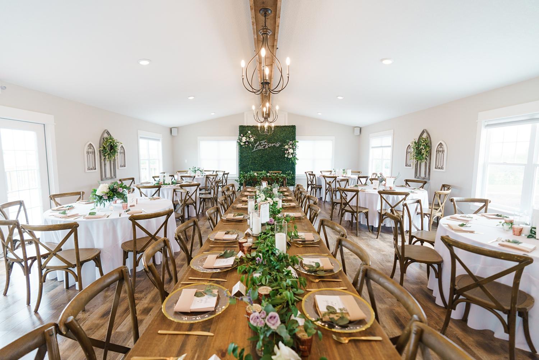 alta house newton iowa wedding reception